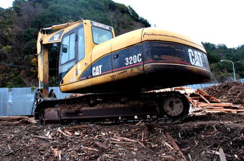 建設機械の販売・修理・レンタル